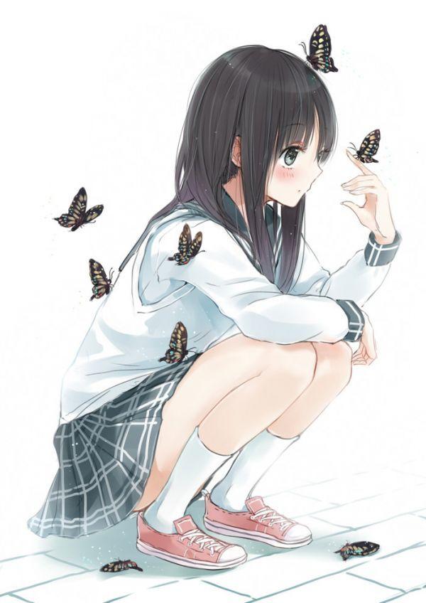 最新火热动漫_美丽的女生卡通图片_动漫皮肤_剑速网