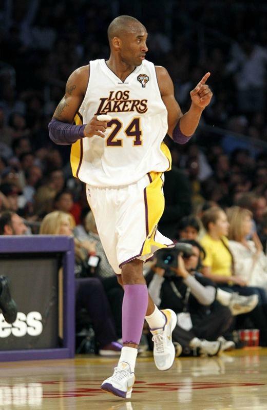 篮球明星科比QQ皮肤