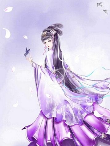 古风唯美的女生网名 一曲相思为君拂(2)
