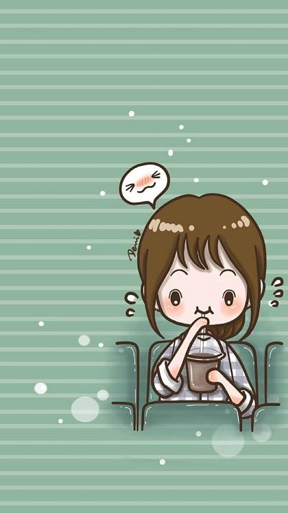 简约可爱动漫QQ情侣皮肤 全世界都是你