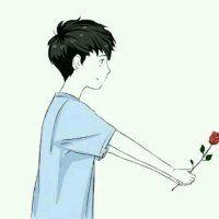 动漫情侣可爱QQ头像一男一女