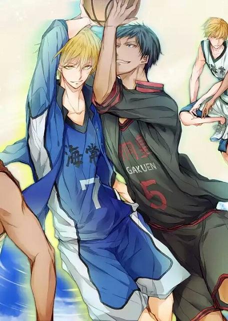 动漫黑子的篮球帅气黄濑凉太QQ皮肤 2