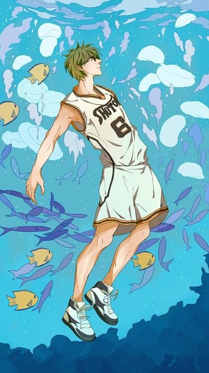 017最新高清黑子的篮球动漫QQ皮肤