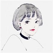 2017简单有爱女生插画漫画头像