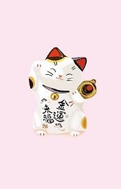 可爱招财猫皮肤 让你每天拥有好心情