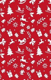 冬天里的雪花专题皮肤 圣诞节的到来