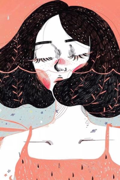 个性女生手绘动漫皮肤8张