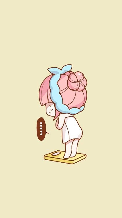 双色球复式算法公式:漫画风格的可爱小女生qq皮肤集图片